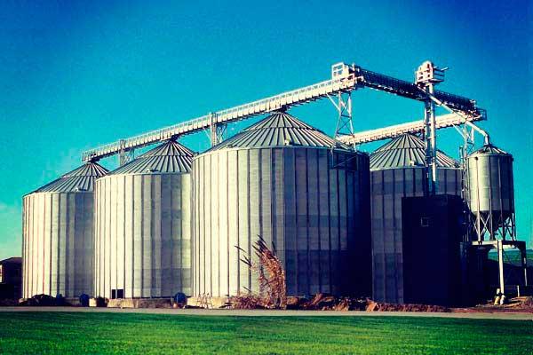flat bottom silos - Silos